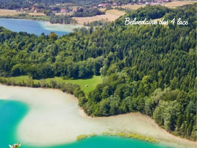 Carte postale de mes vacances dans le Jura