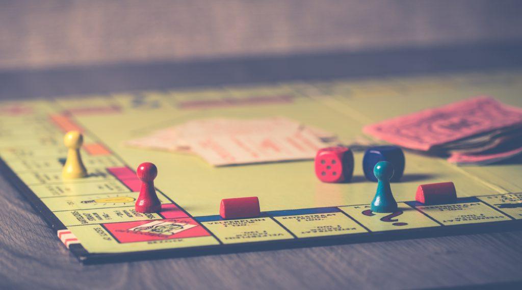 Un des jeux de société les plus populaires : le Monopoly