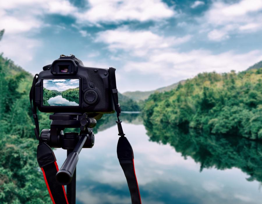 photo vacances caméra