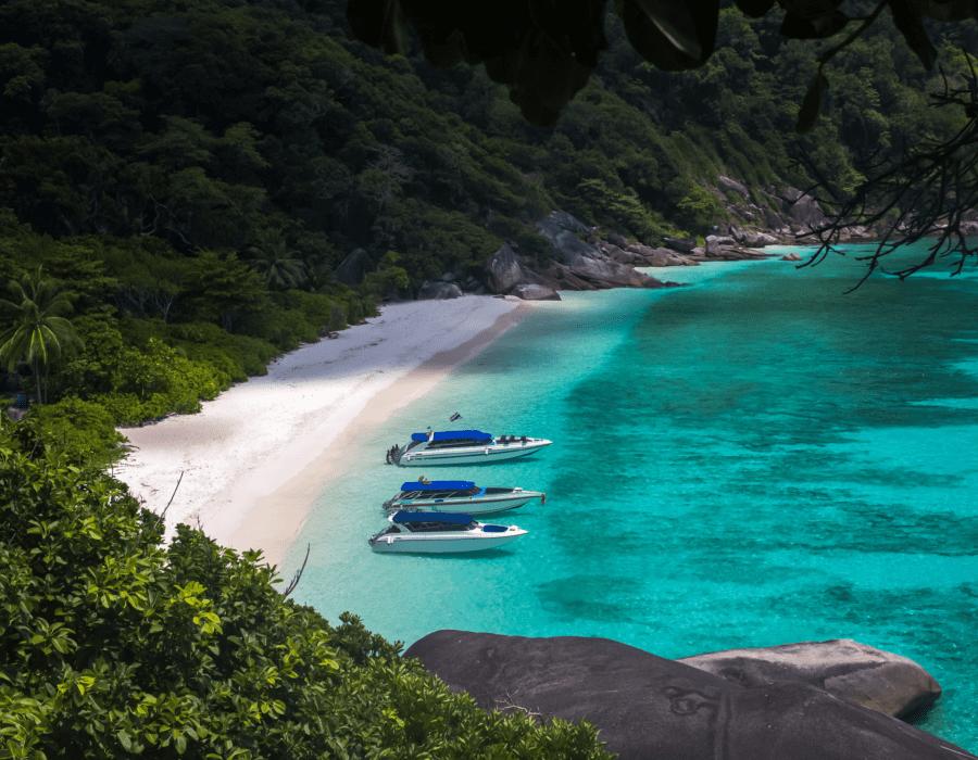 paysage photos de vacances