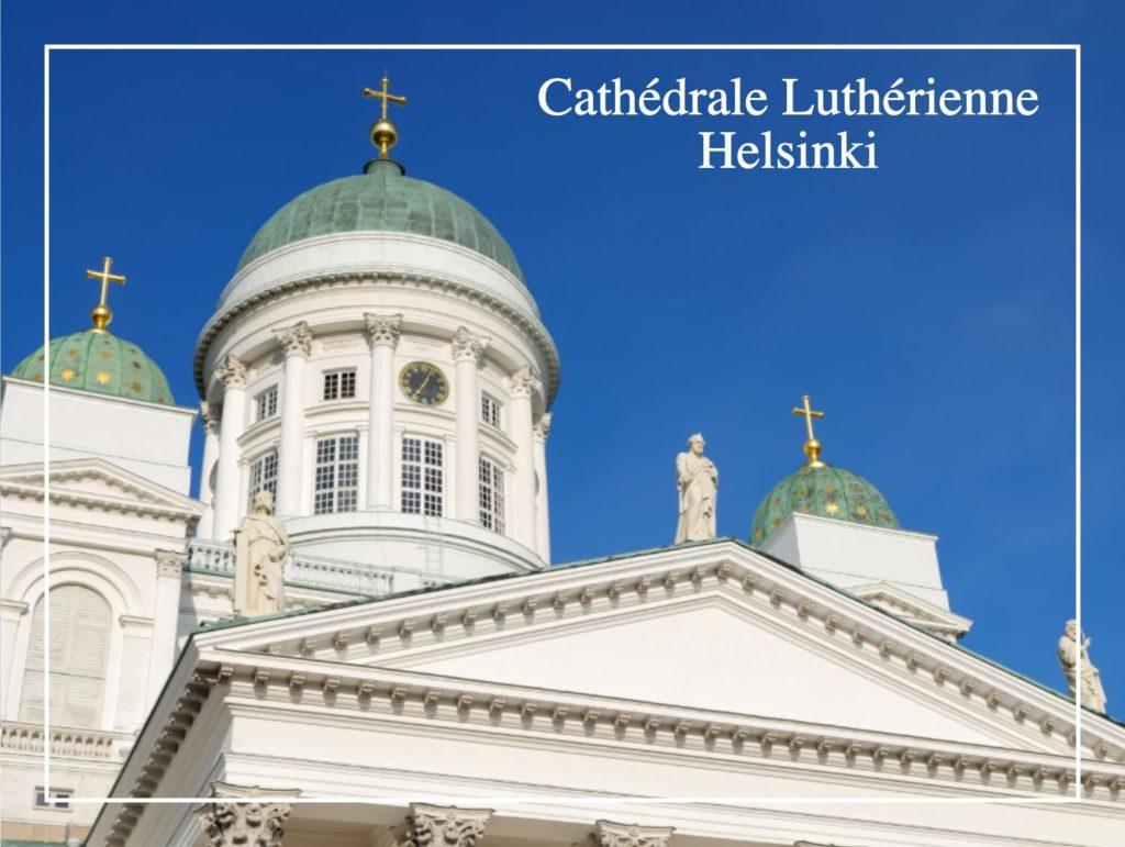 Cathédrale d'Helsinki, site historique