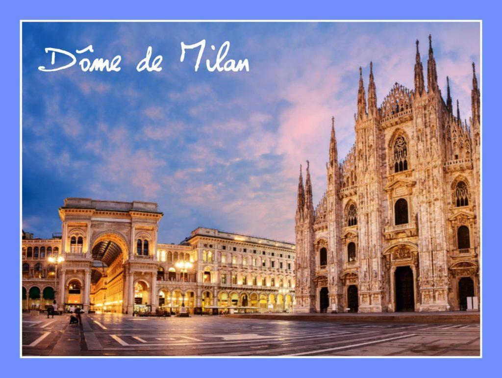 Des sites historiques en Italie
