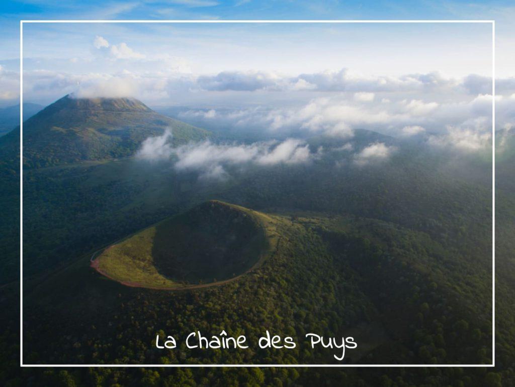 patrimoine français Chaîne des Puys