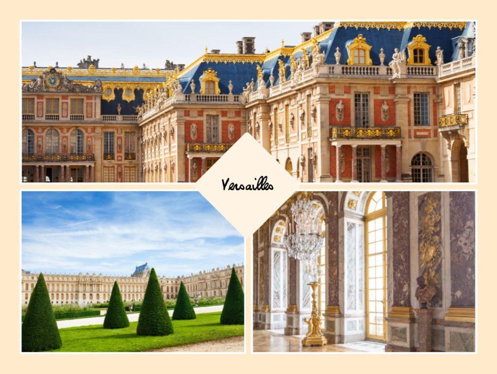 Versailles patrimoine français